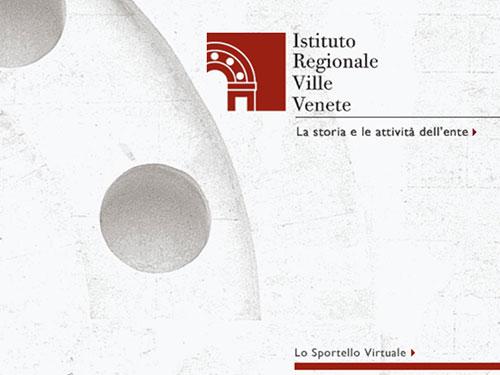 Istituto Regionale Ville Venete – website