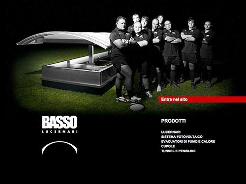 Basso Franco – website