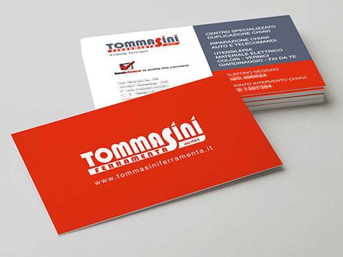 Immagine coordinata – Business card