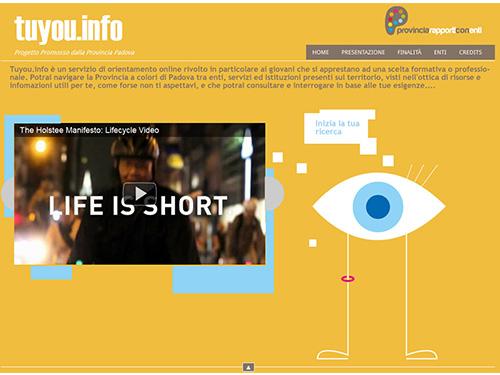 Tuyou.info – Portale Collaborativo