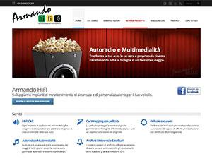 Armando HIFI – website