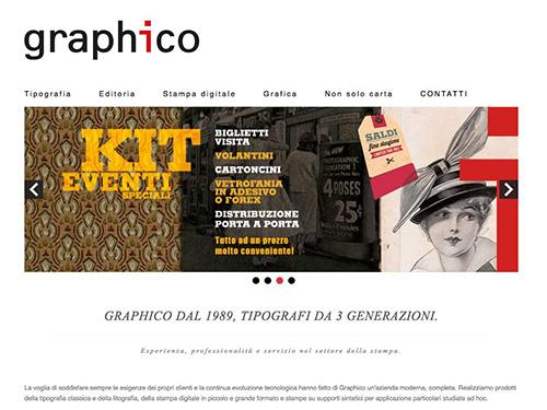 Graphico – website