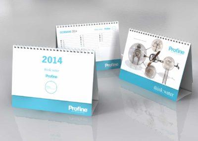 Profine – calendario 2014
