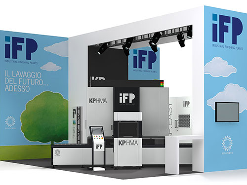 IFP Europe – Stand Mecspe 2019